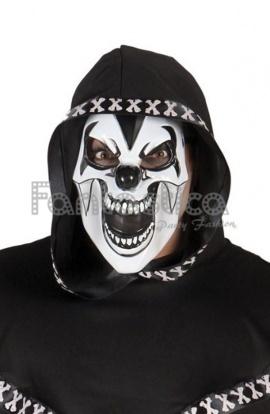 Mascara De Terror Para Halloween Payaso Aterrador