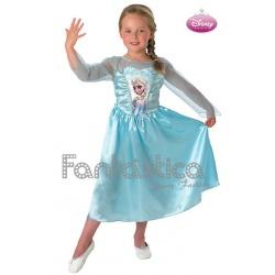 1150aa6d9 Disfraz para Niña Princesa Disney Frozen - Disfraz Original de Disney  Princesa Elsa de Frozen II