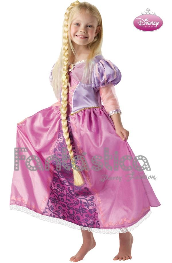 9b2aba078 Disfraz para Niña Princesa Disney Rapunzel - Disfraz Original de Disney  Princesa Rapunzel