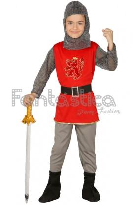4693a722d Disfraz para Niño Soldado Caballero Medieval IX
