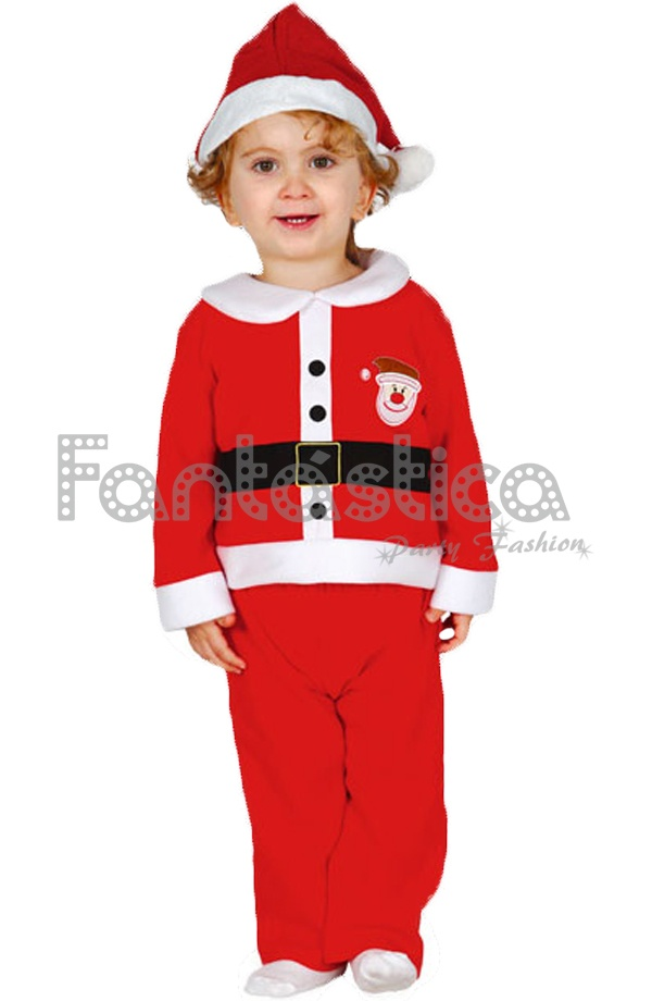Disfraz para beb y ni o pap noel iii - Disfraz papa noel nino ...