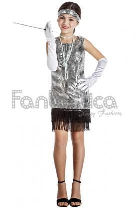 Vestidos de fiesta para ninas en la plata