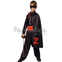 Disfraz Para Nino De El Zorro Ii