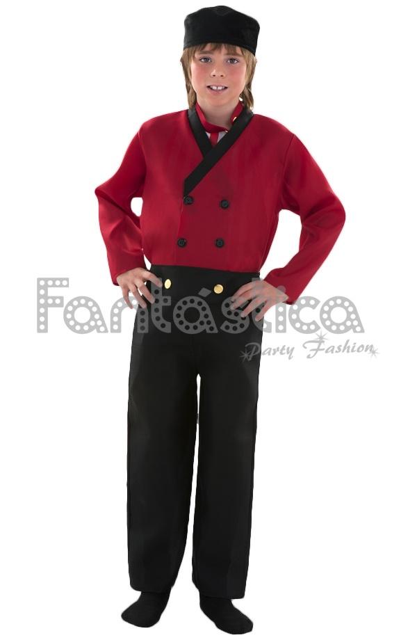 Disfraz para Niño Holandés 8c2734d3b91