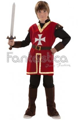 c3b7e61bb Disfraz para Niño Caballero Medieval VI