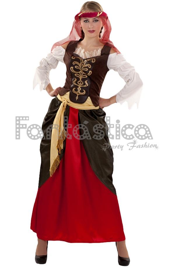 Disfraz para Mujer Princesa Dama del Renacimiento perfecto para Carnaval 719f5de8ddc8