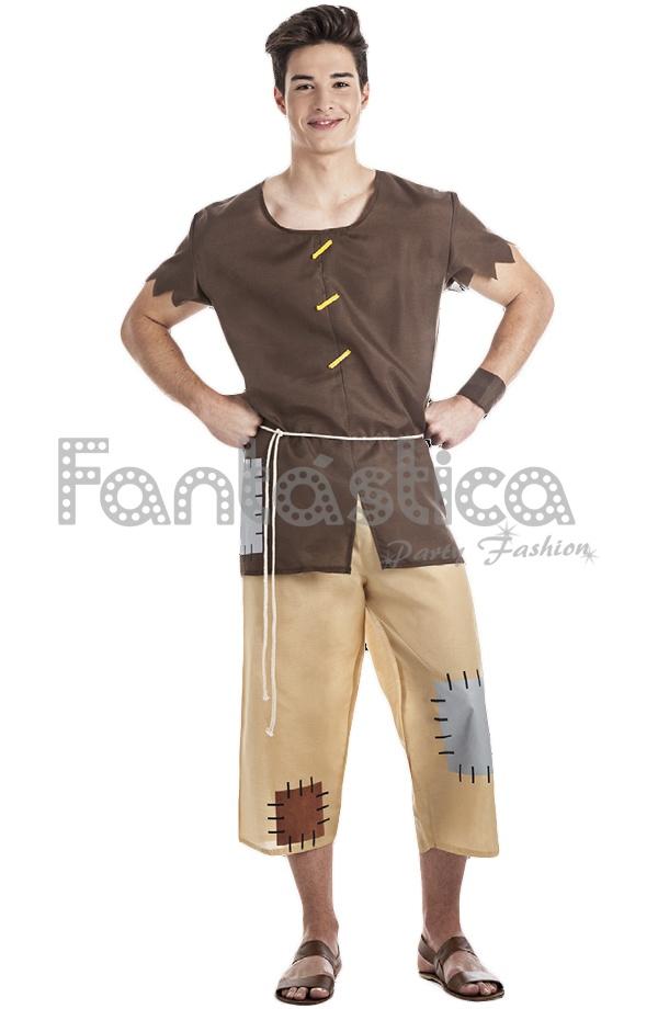 39e094128 Disfraz para Hombre Mendigo Medieval