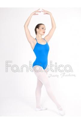 con estante integrado inlzdz Maillot de manga corta para mujer y ni/ña ropa b/ásica de baile para bailar de ballet y danza