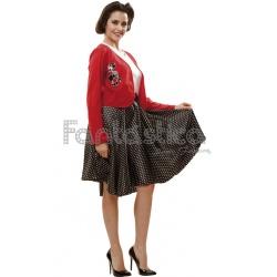 El disfraz para mujer Años 50 incluye vestido 5420e647169