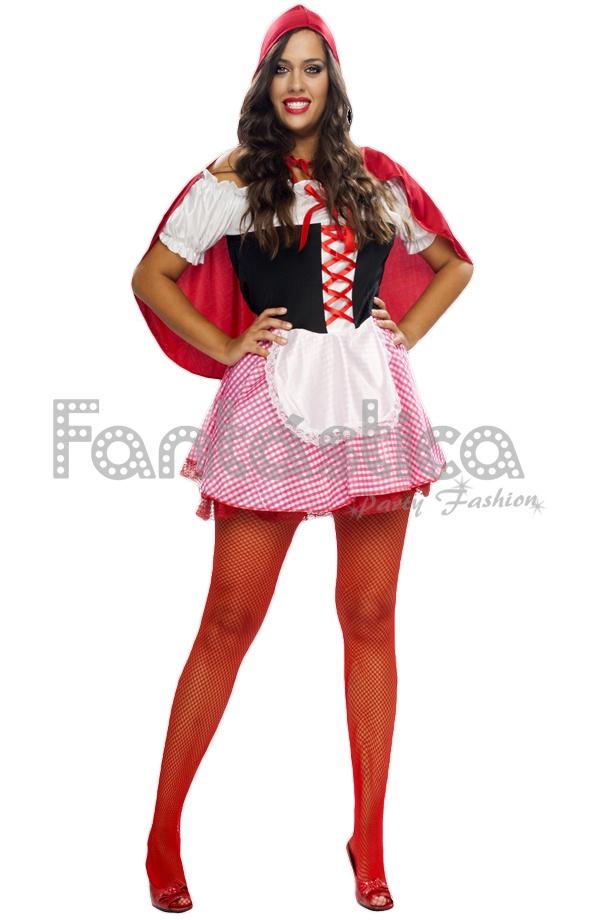 Disfraces Para Halloween De Caperucita Roja.Disfraz Para Mujer Caperucita Roja Sexy I