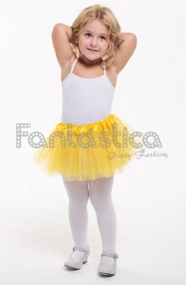 reputación confiable moderno y elegante en moda 100% de satisfacción Tutús Color Amarillo y Naranja