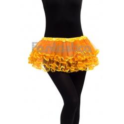 9ad0bd11b5 Tutú para Ballet y Danza - Falda de Tul con Volantes para Niña y ...