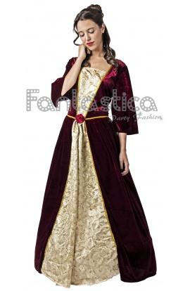 1583bfa77c0 Disfraz para Mujer Princesa Bella