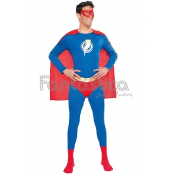 El disfraz para hombre de Superman incluye mono 52ccb1e66ce