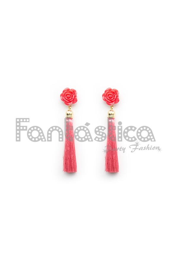 bajo precio 2b8a0 77abc Pendientes Flamencos Modelo