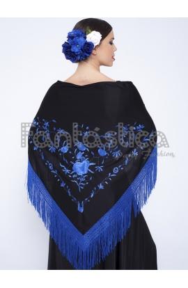a61f94c89 Mantones de flamenca para mujer y niña, mantones baratos