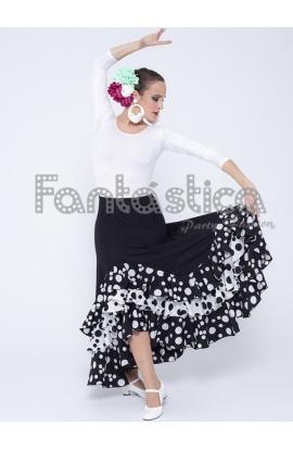 f893fcd10 Vestidos, Faldas de Flamenca para mujer, trajes flamencos baratos