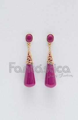 1c7978ecf3df Pendientes Flamencos Modelo