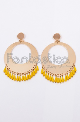 26e156b22025 Pendientes Flamencos Modelo