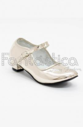 Con Niñas Para Zapatos Purpurina IYbvf7gy6