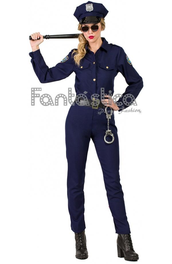 Disfraz Para Mujer Policía Nueva York