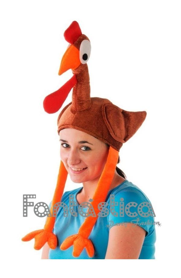 Sombrero Para Disfraz De Pavo