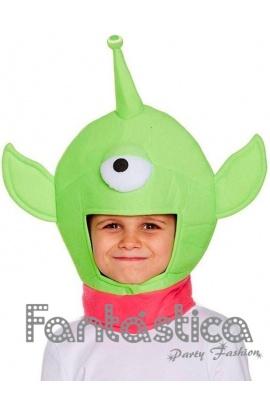 Sombrero para Disfraz de Extraterrestre - Gorro E.T. Marciano a1ee7b0cda2