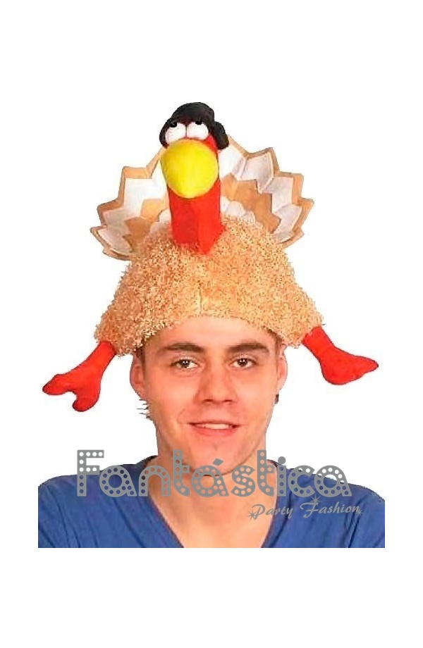 Sombrero Para Disfraz De Pavo Ii