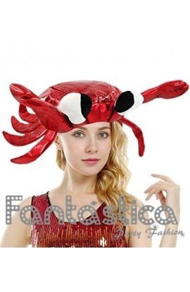 Sombrero para Disfraz de Cangrejo II 280a0df949b