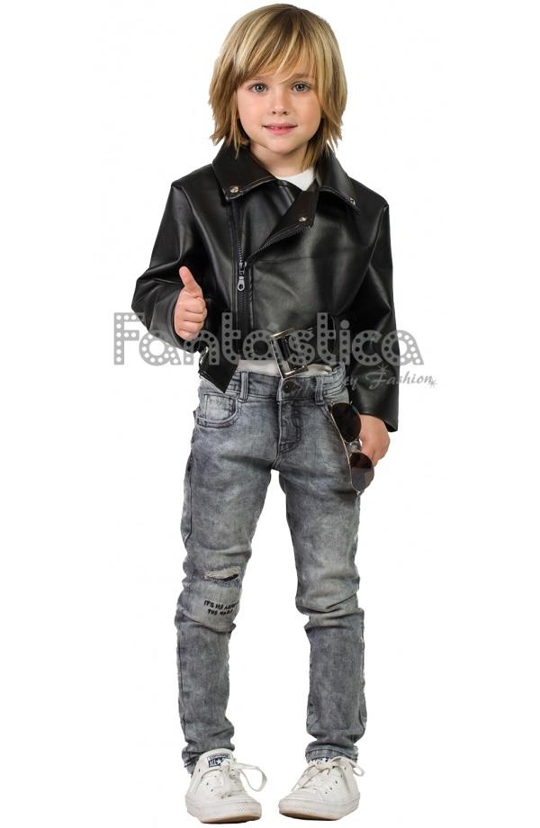Disfraz Para Para Travolta Disfraz Niño Cazadora Travolta Disfraz Para Cazadora Niño 1f5EqEw