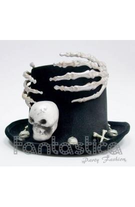 Sombrero de Halloween Calavera b38843ffcf3