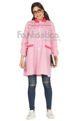 dbd5063a4 Disfraz para Mujer Bata Infantil Babi Escolar