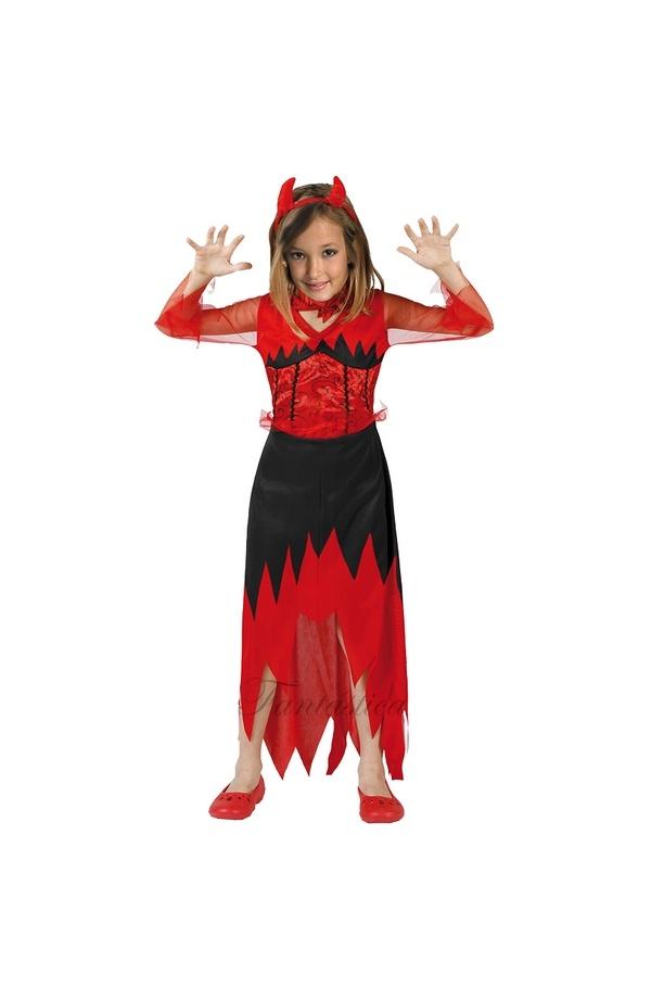 Disfraz para Niña Diabla I