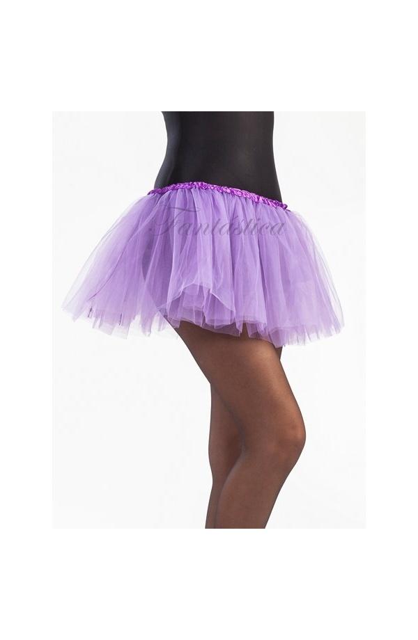 2499ce666f Tutú para Ballet y Danza - Falda de Tul para Niña y Mujer Color Lila  Violeta I