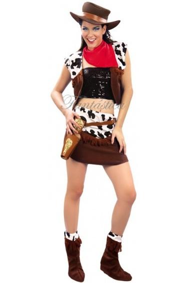 Disfraz para Mujer Vaquera Sexy 9337a769031