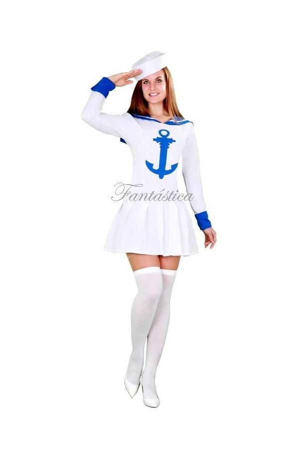 e06d55f85 Disfraz para Mujer Marinera II