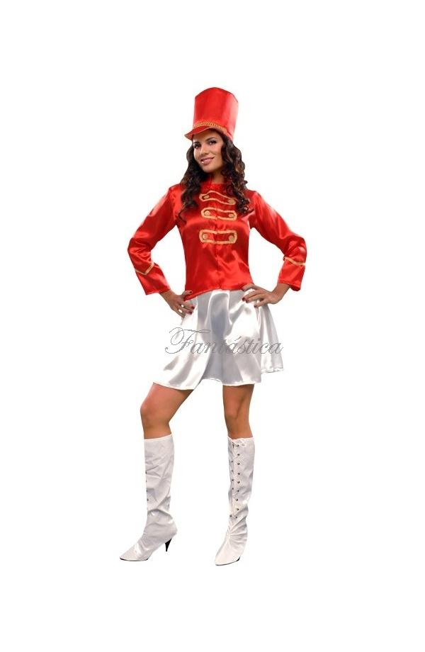 Mujer Majorette Disfraz Mujer Para Para Disfraz Disfraz Majorette w0wqZPY