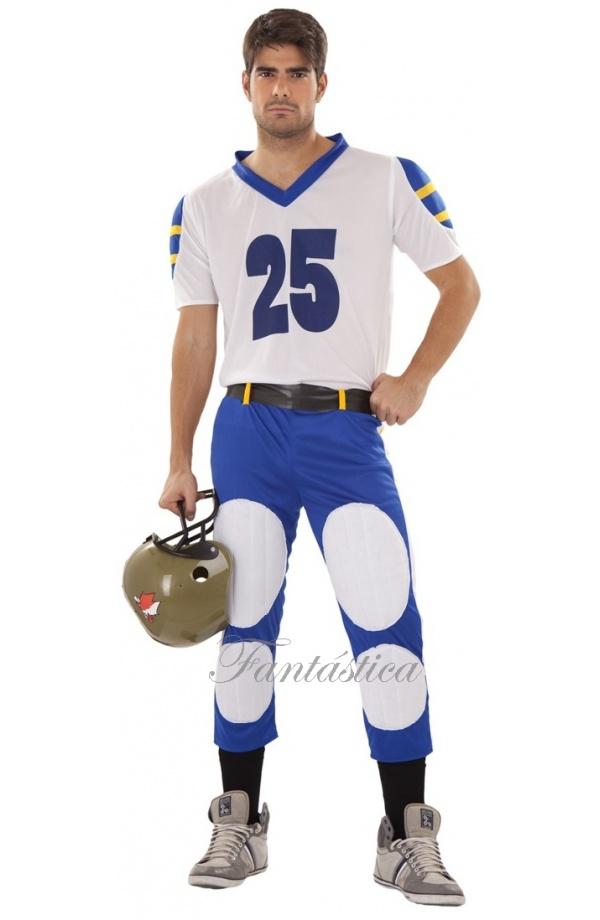 Disfraz Para Hombre Jugador De Futbol Americano