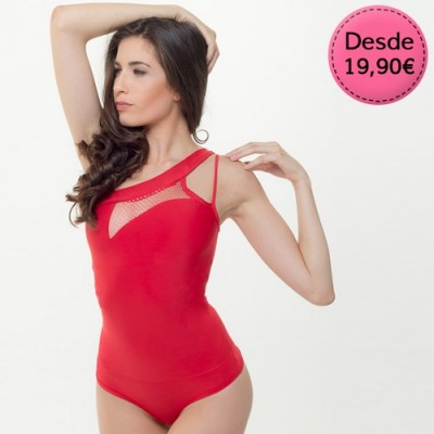 Bodies Color Rojo