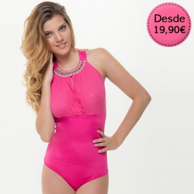 Bodies Color Rosa y Fucsia