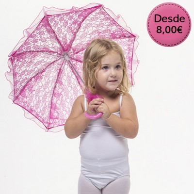 Lace Umbrellas for Girl