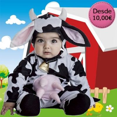 Animal costumes for babies