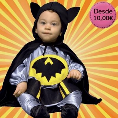 Superhero costumes for babies