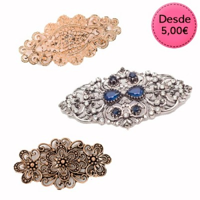 Broches Vintage Deluxe