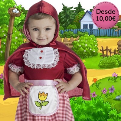 Storybook costumes for babies