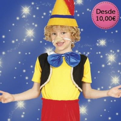 Storybook costumes for boys