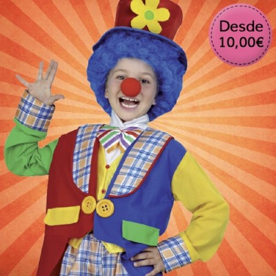 Clown costumes for boys