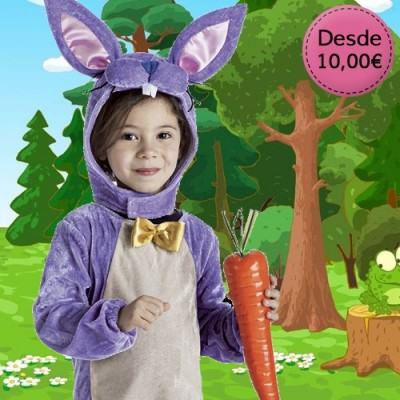 Animal costumes for girls