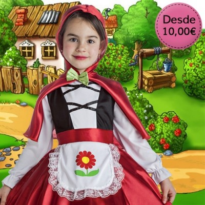 Storybook costumes for girls