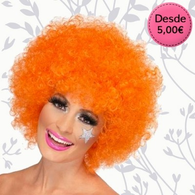 Wigs for costumes - Afro